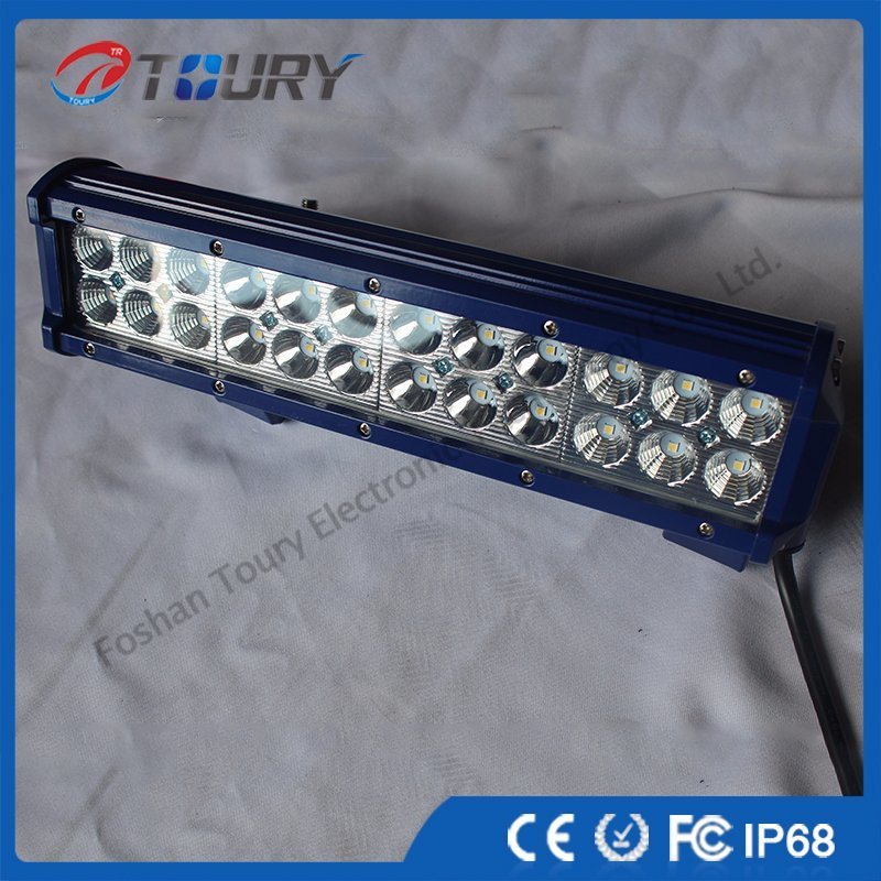 12 Inch Double Row CREE LED Work Light Bar pictures & photos