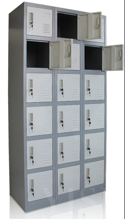 China Office Furniture Glass Moving Door Iron Cabinet Metal Sliding