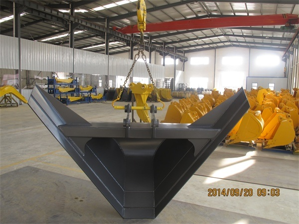 Excavator Trapezoidal Bucket, Rock Heavy Duty Bucket pictures & photos