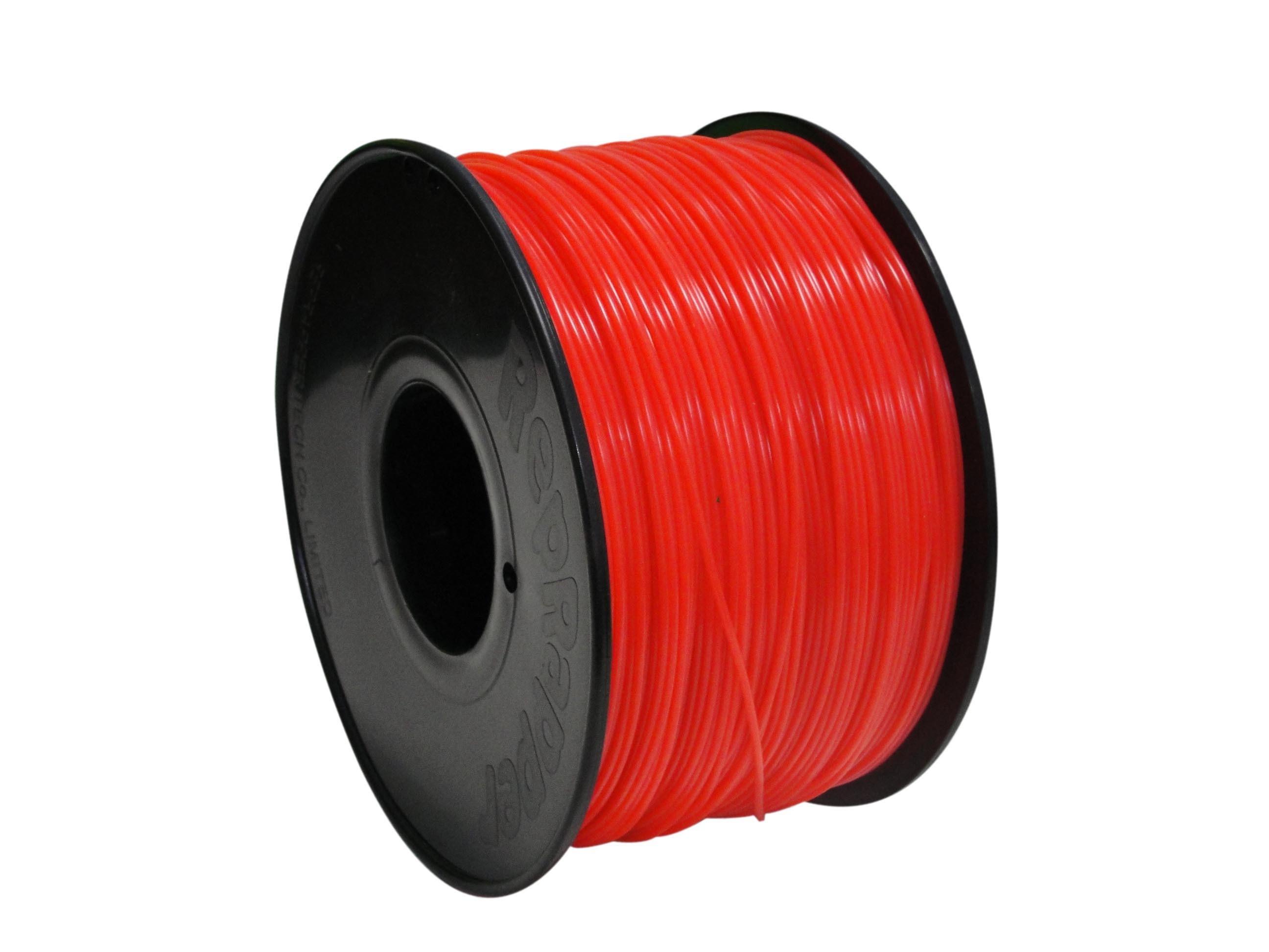 Go 3d 3d Printer Filament Pla Fluorescent Red