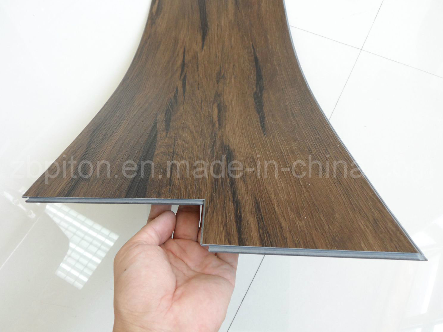 China New Type Click Vinyl Flooring With 3 2mm Thickness