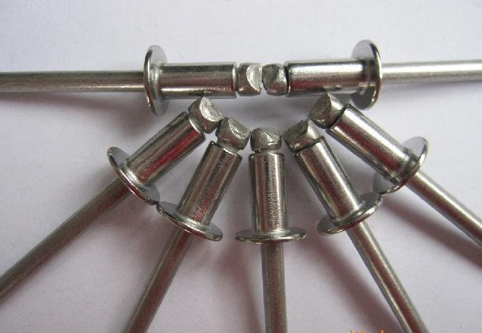 Open Countersunk Head Blind Rivets