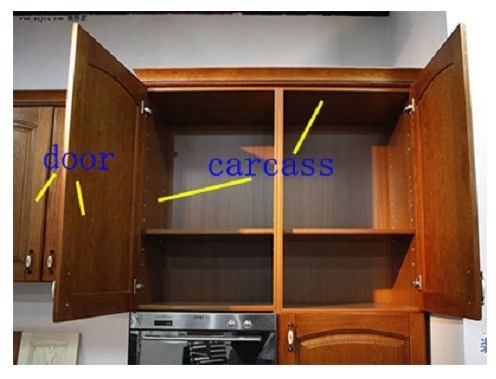 China Kitchen Cabinet Anatomy - China Kitchen Cabinet Anatomy ...