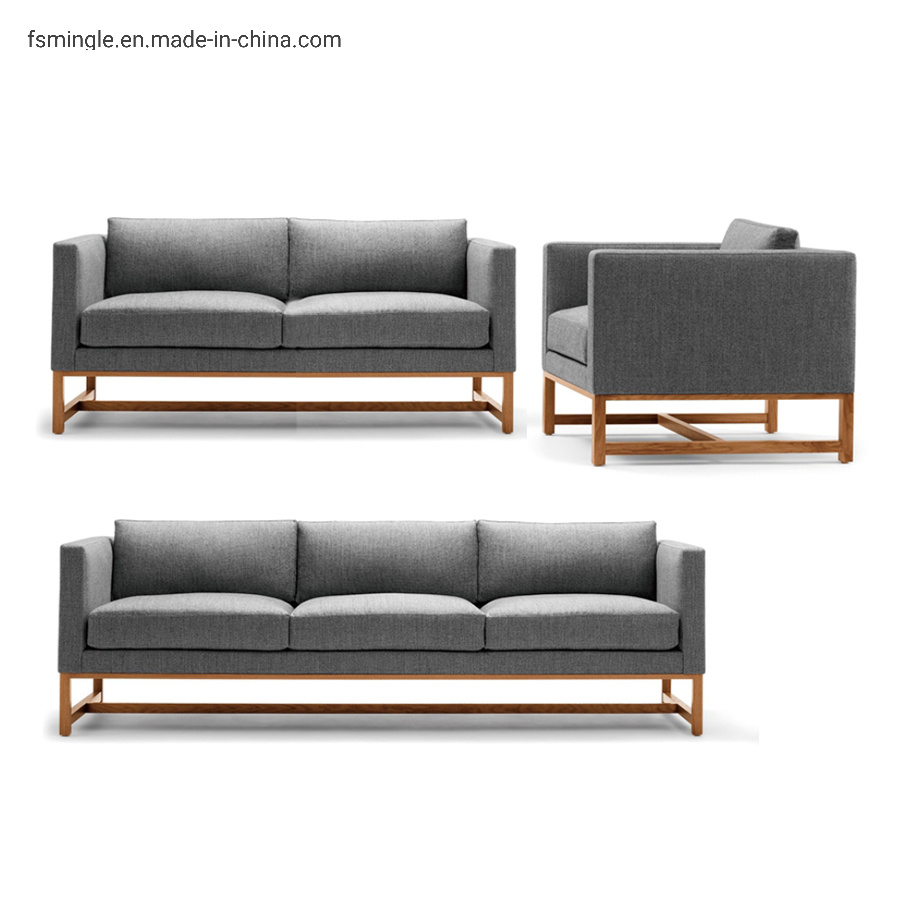 Modern Design Of Fabric Office Waiting