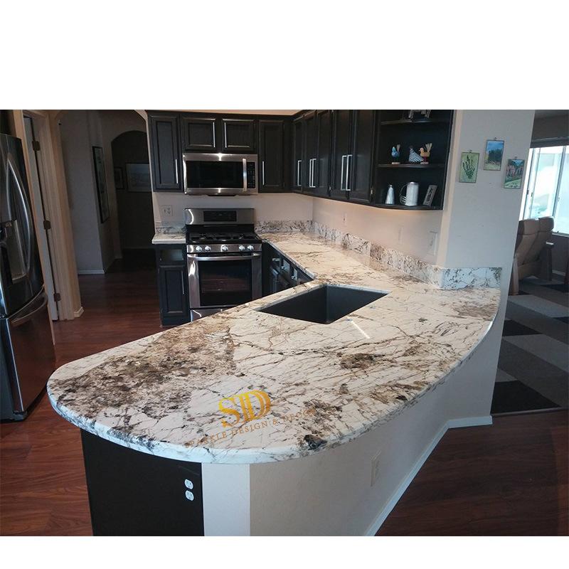 Stone Countertops Alpine White