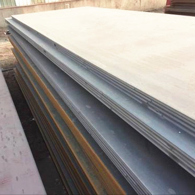 China Thickness 6mm Hot Rolled Grade A Corten Steel Plate Photos