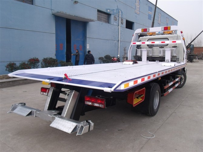 China Customized Wrecker Bodies Flatbed Tow Trucks Body For Sale China Platform Bodies Flatbed Truck Bodies