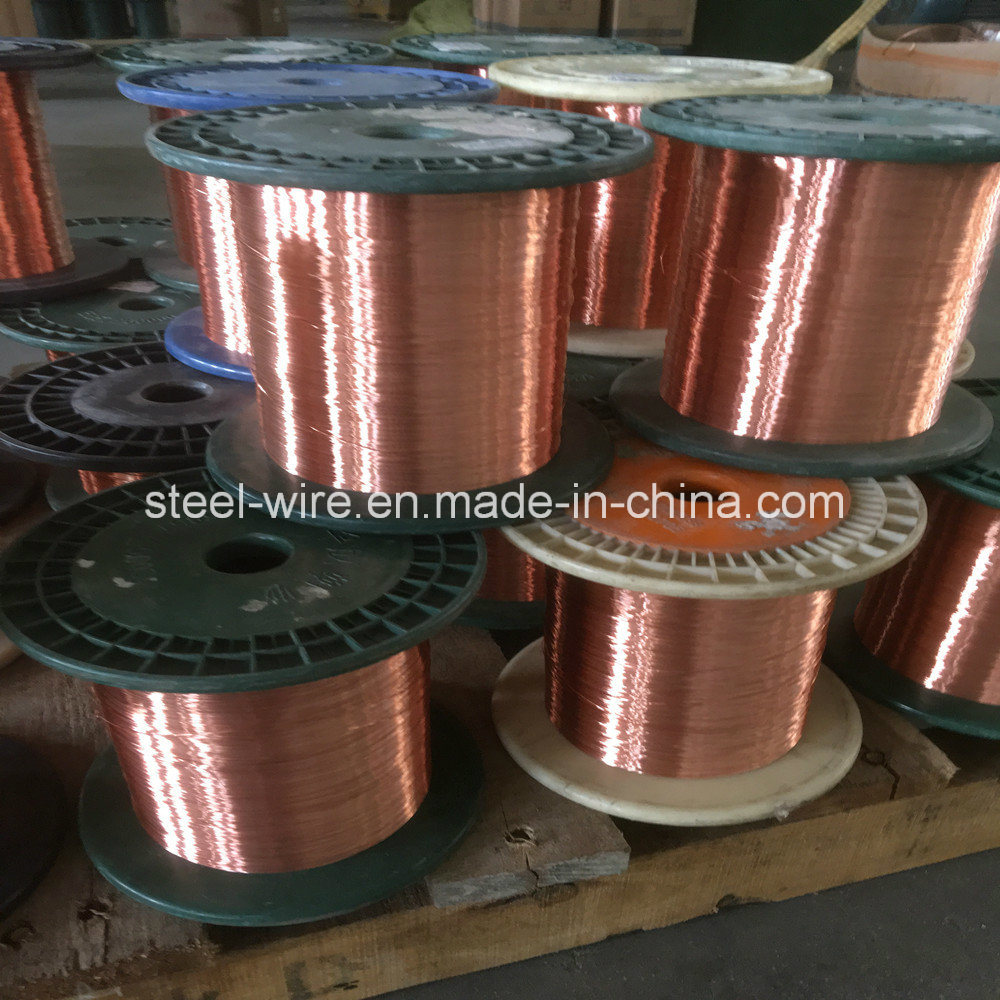 China New Products Ultra-Thin Electric Enameled Copper Wire Price ...