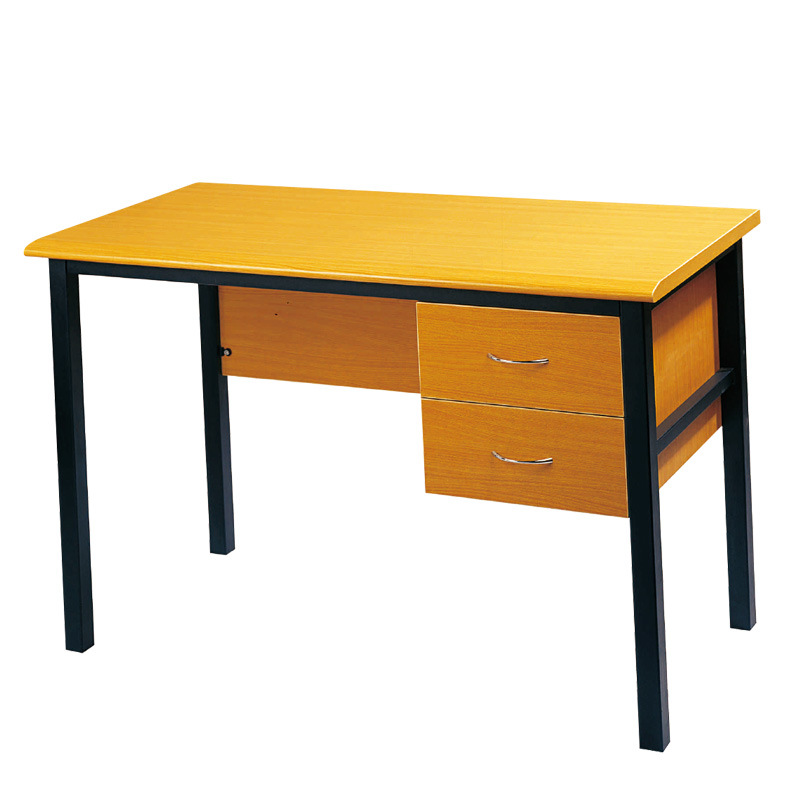 China Cheap Wooden Computer Student Desk And Chair Steel
