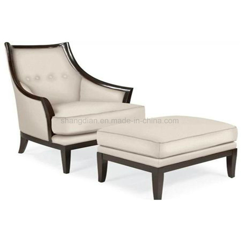 China Hotel Living Room Bedroom Chaise Lounge Chair (SLC-01 ...