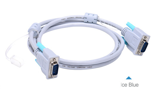 China Micro Displayport to VGA Cable with CE Approval Photos