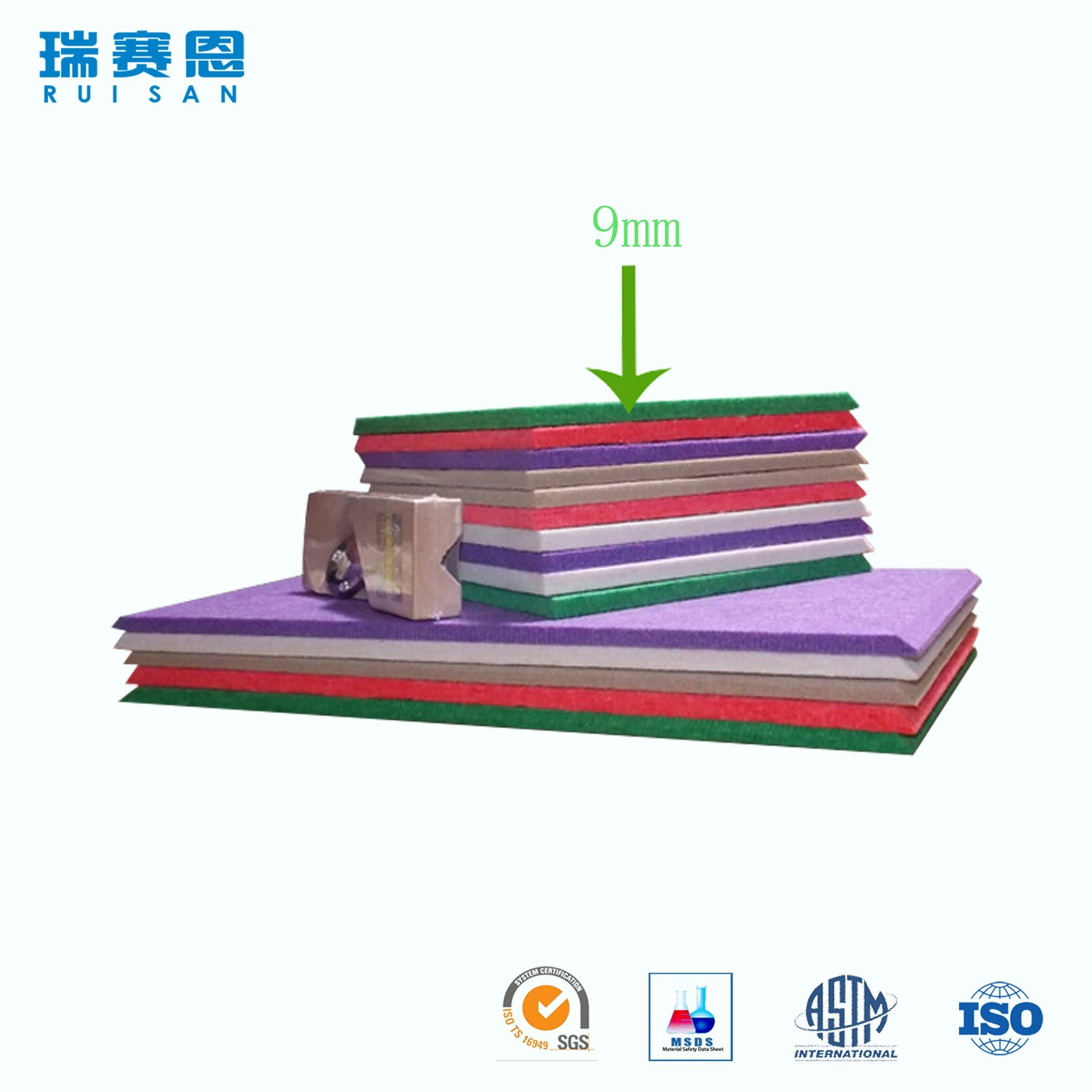 China Factory Cheap Price Polyester Fiber High Density