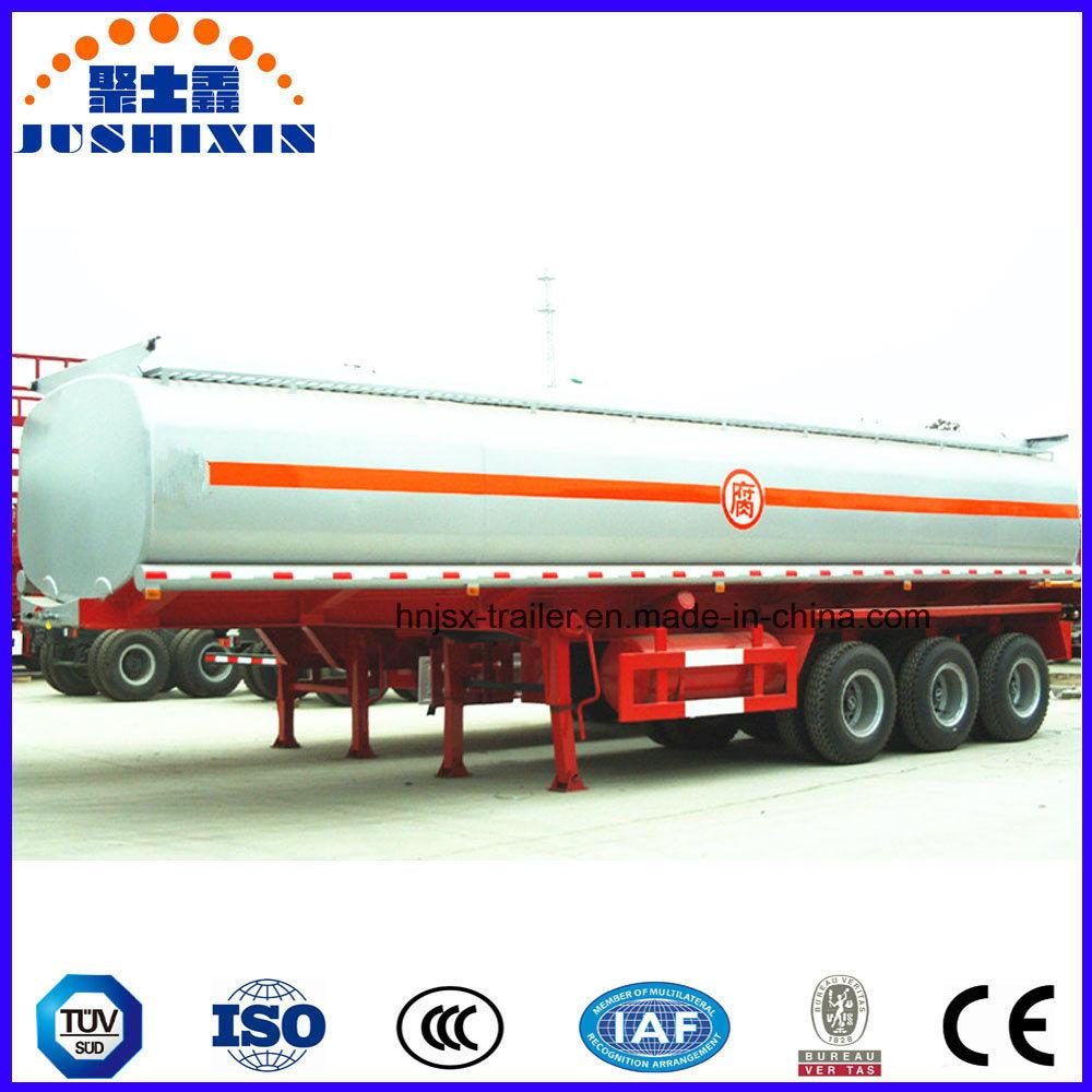 TITAN 45000/50000/60000 Litre Capacity Fuel Tanker Trailer