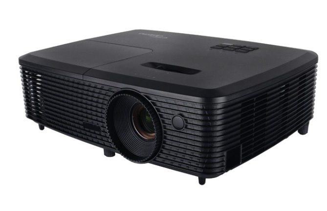 DLP High Lumens SVGA Multimedia Video Projector for Home Theater Business and Education Display pictures & photos