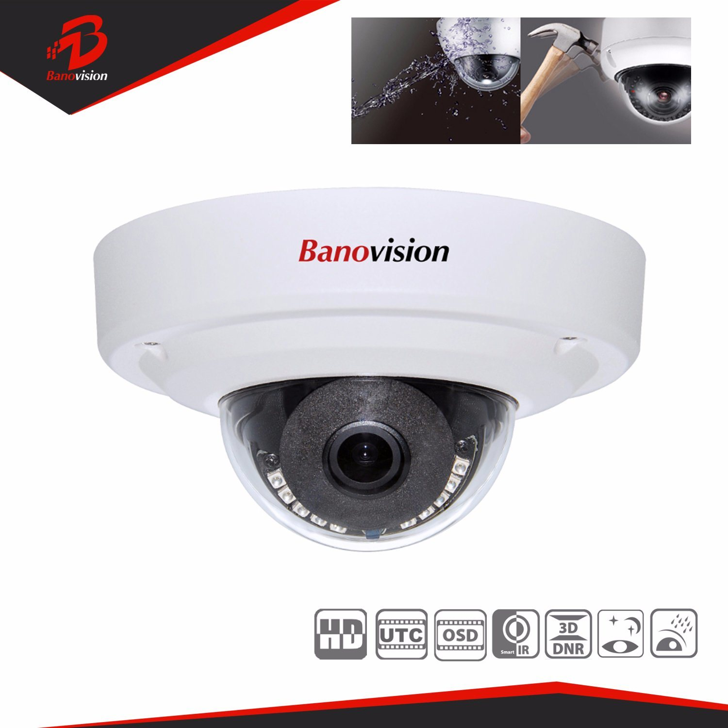 China 2MP CCTV 4 in 1 Dome Camera with Sony Sensor China 4 in 1 Sony Sensor Camera CCTV 4 in 1 Sony Sensor Camera