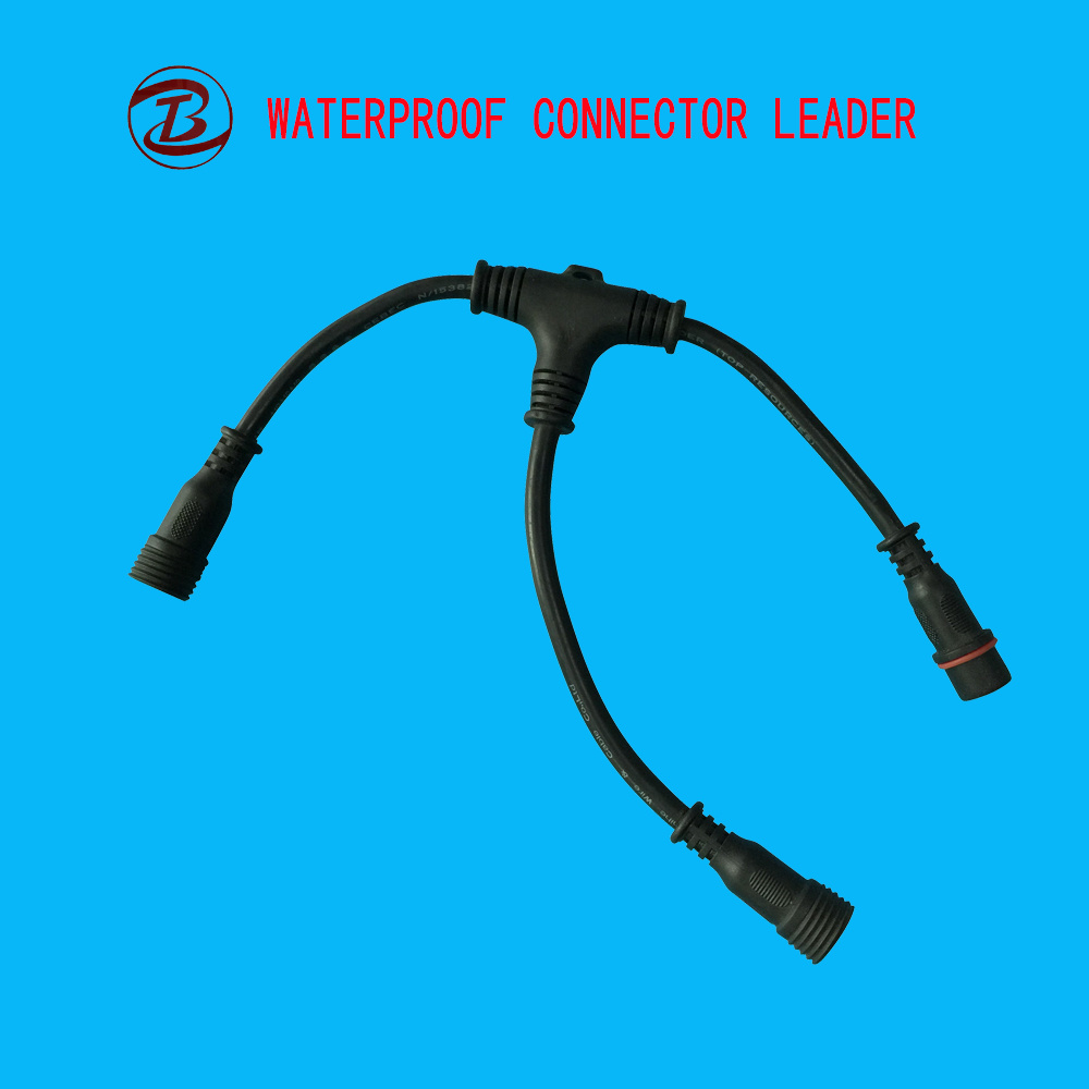 China LED Rope Light Outdoor T Junction Connector - China Connector ...