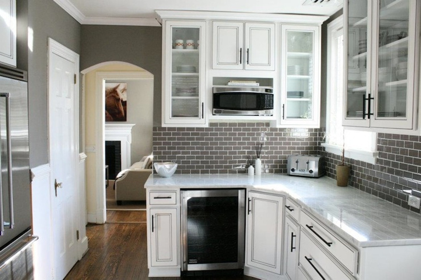 White Quartz Stone/Sparkle White Quartz Countertop
