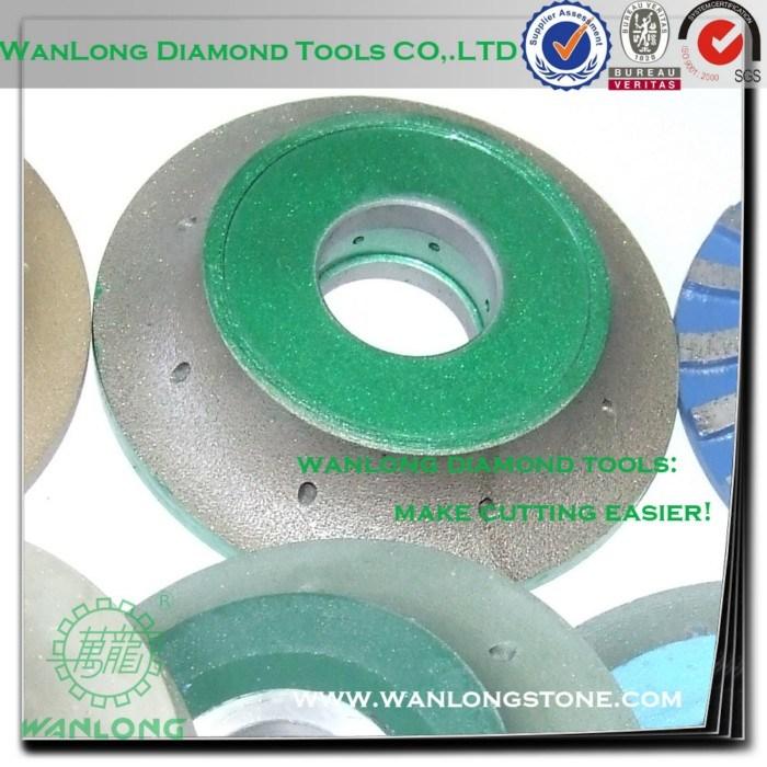 China Tile Profiling Wheel Diamond Profiling Wheel For Ceramic Tile