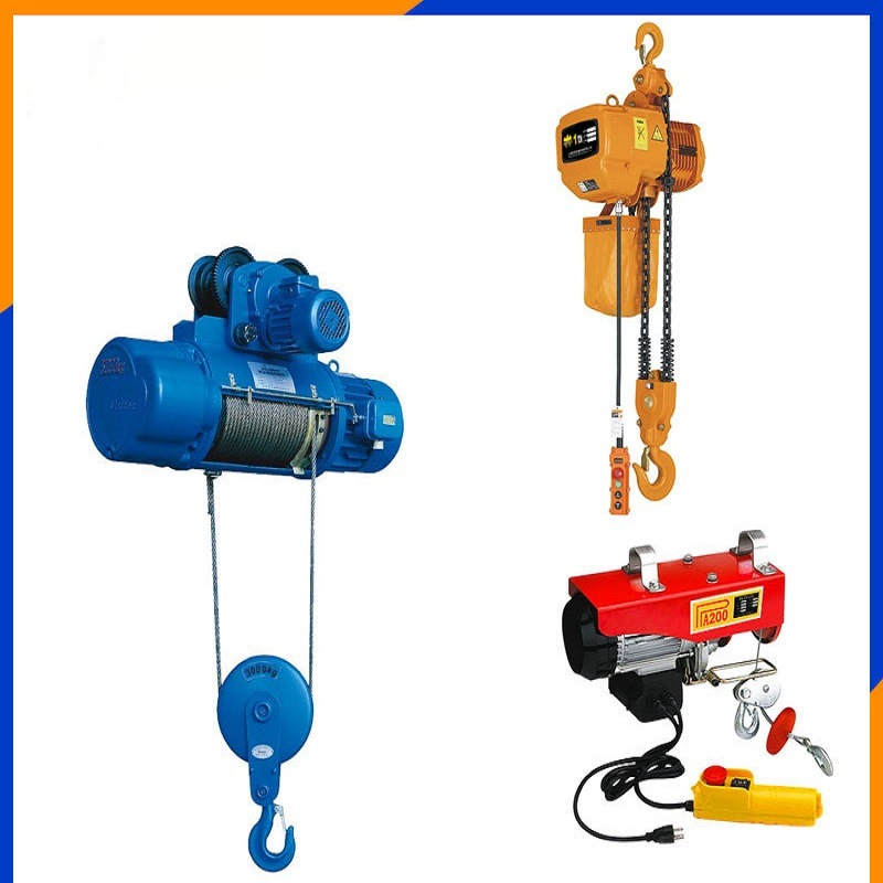 China Small Pulleys CD1 Type Wire Rope Hoist Pulley Electric Motor ...