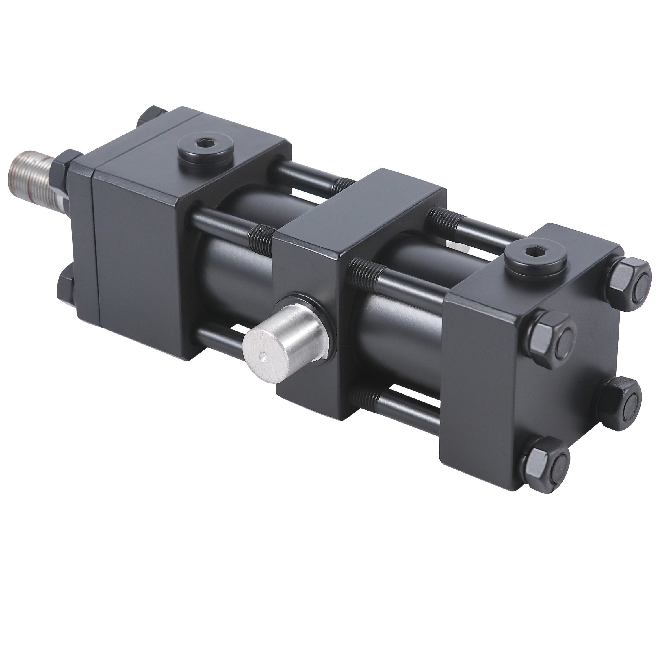Tie-Rod  Manufacturers & Suppliers Hydraulic Cylinder with Flange