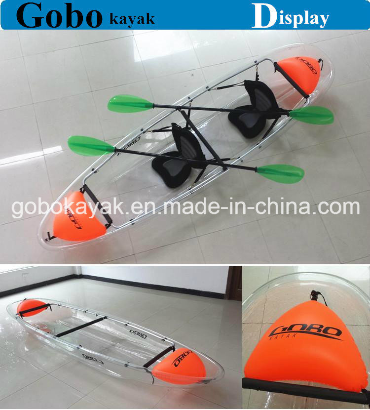 Clear Kayak/Transparent Kayak pictures & photos