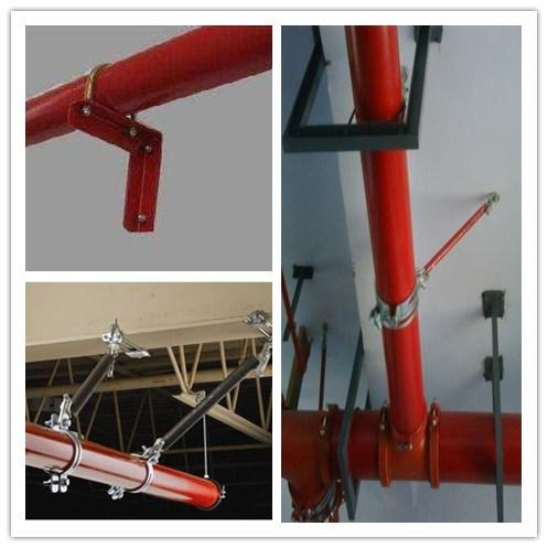 China Anti-Seismic Mounting Sway Brace Pipe Hanger - China Sway ...