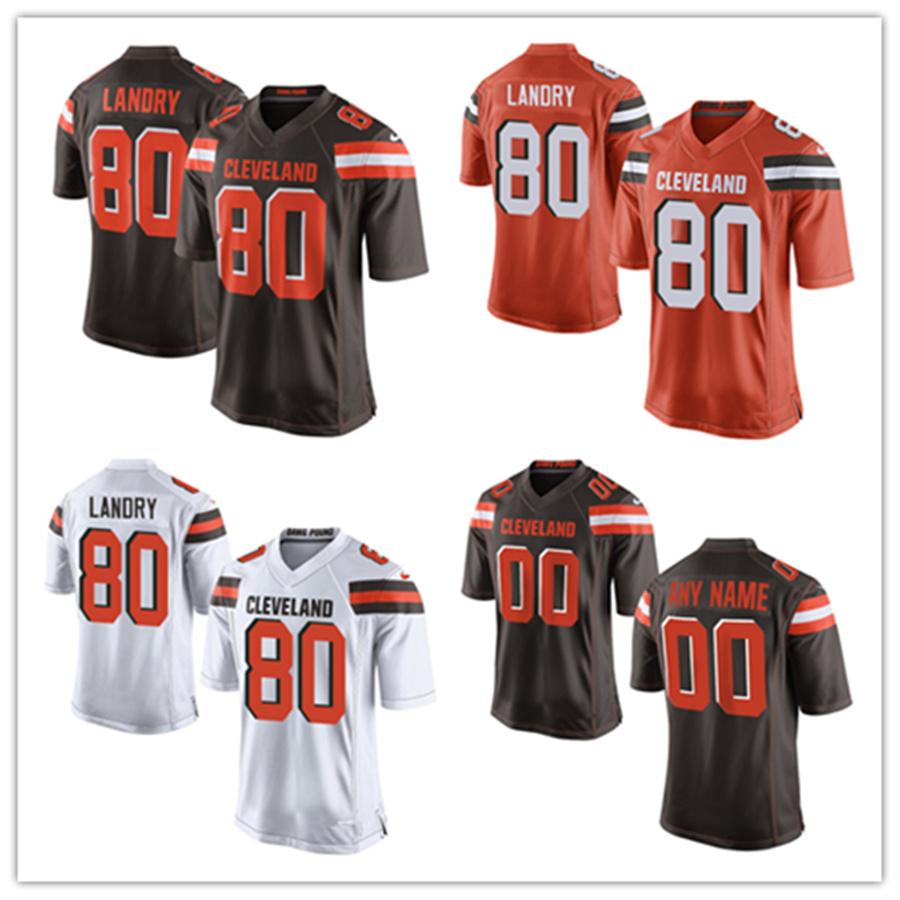 meet 01895 c5b82 [Hot Item] Men Women Youth Browns Jerseys 80 Jarvis Landry Football Jerseys