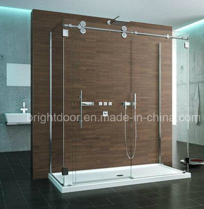 China Best Custom Clear Glass Sliding Shower Doors Enclosures