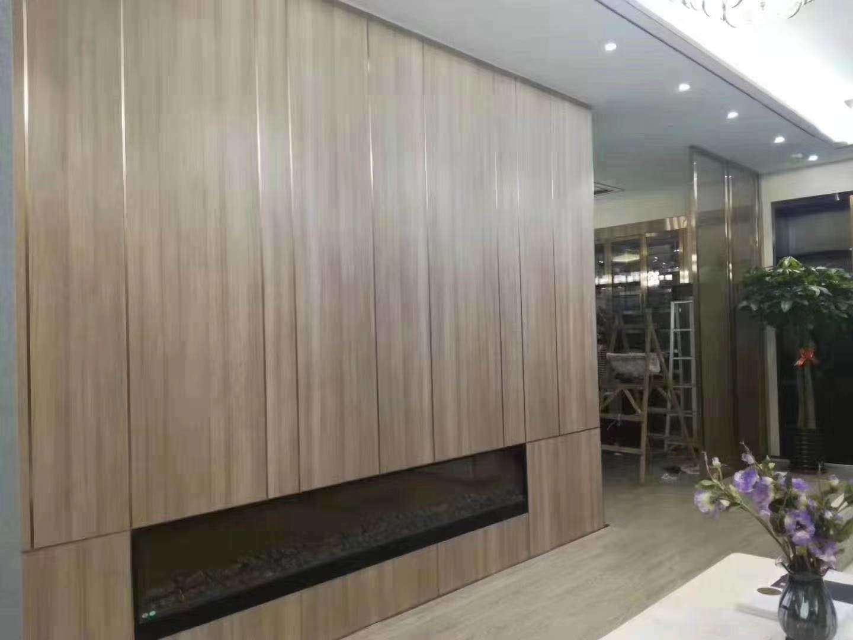 China Hpl Exterior Wood Grain Wall Cladding Panel Phl Sheets 4x8 Laminates Sheet Factory Photos Pictures Made In China Com