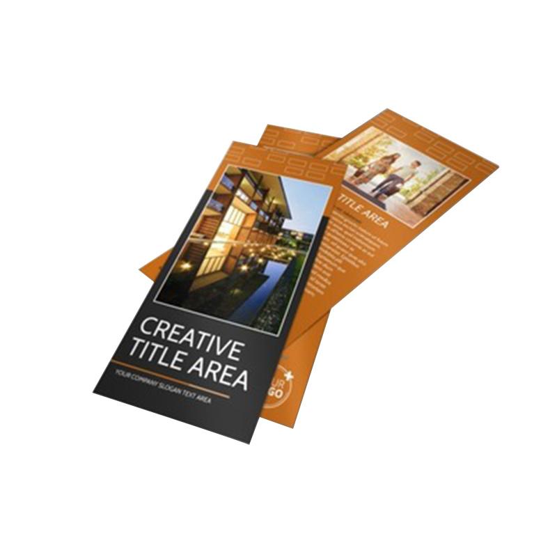 [Hot Item] Custom Different Size Leaflet or Brochure Flyer or Menu or  Poster Printing