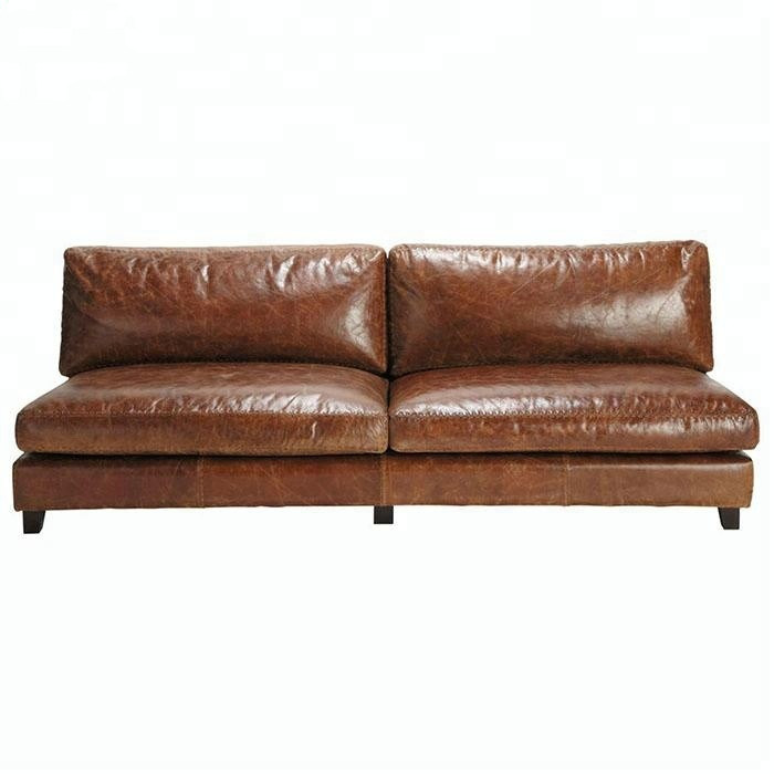 Remarkable Hot Item Home Decor Used Chocolate Brown Leather Loveseat Sofa For Living Room Gmtry Best Dining Table And Chair Ideas Images Gmtryco