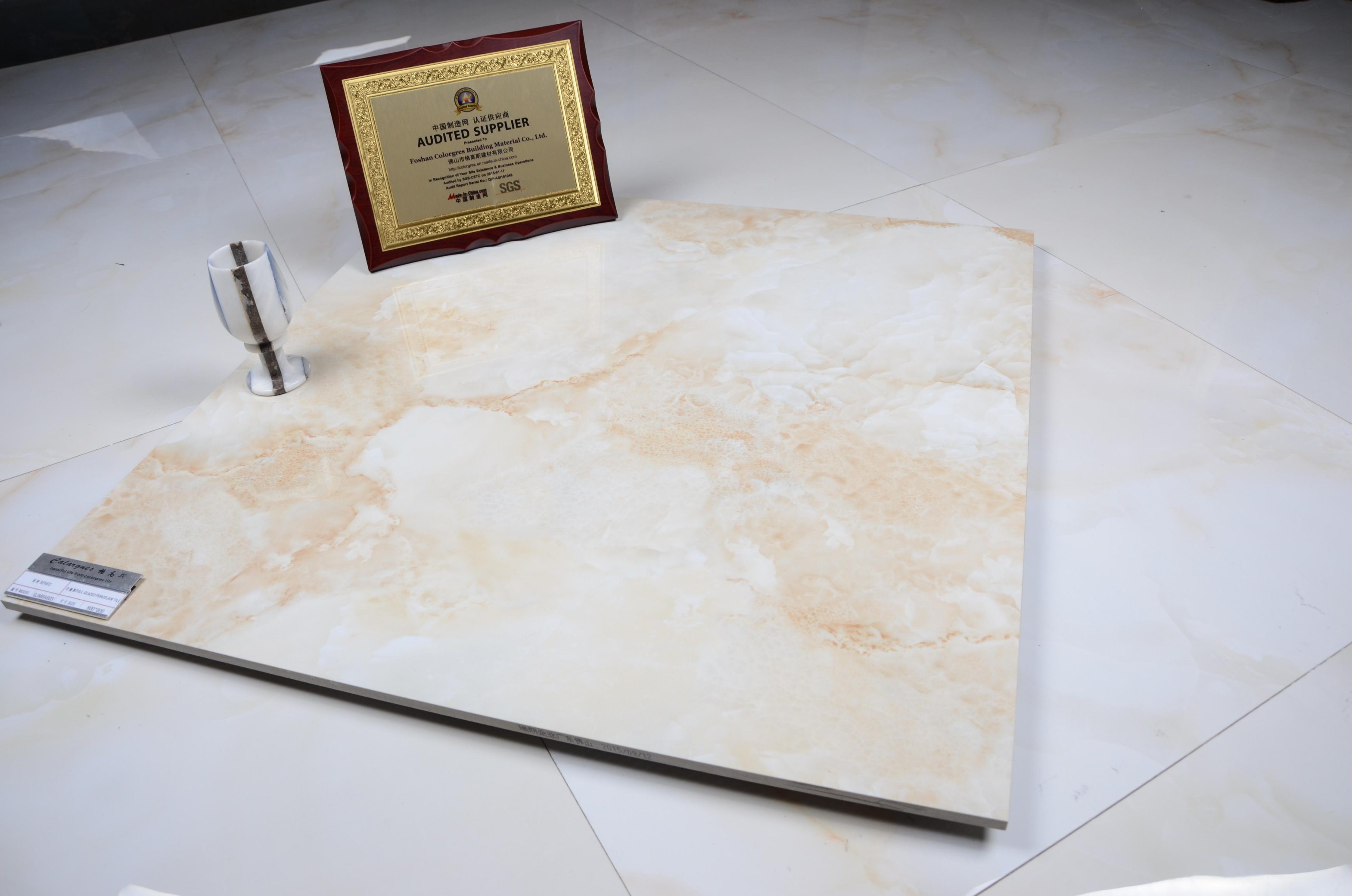 China Building Material Floor Tile Glazed Porcelain Tile Stone