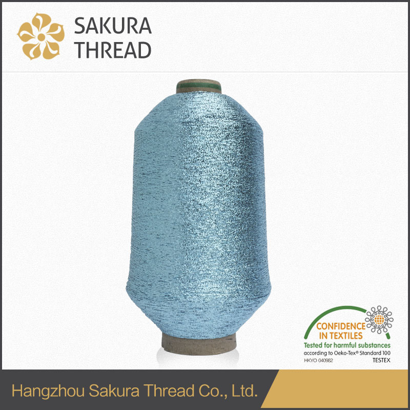 Acid Resistant Metallic Thread for Embroidery pictures & photos