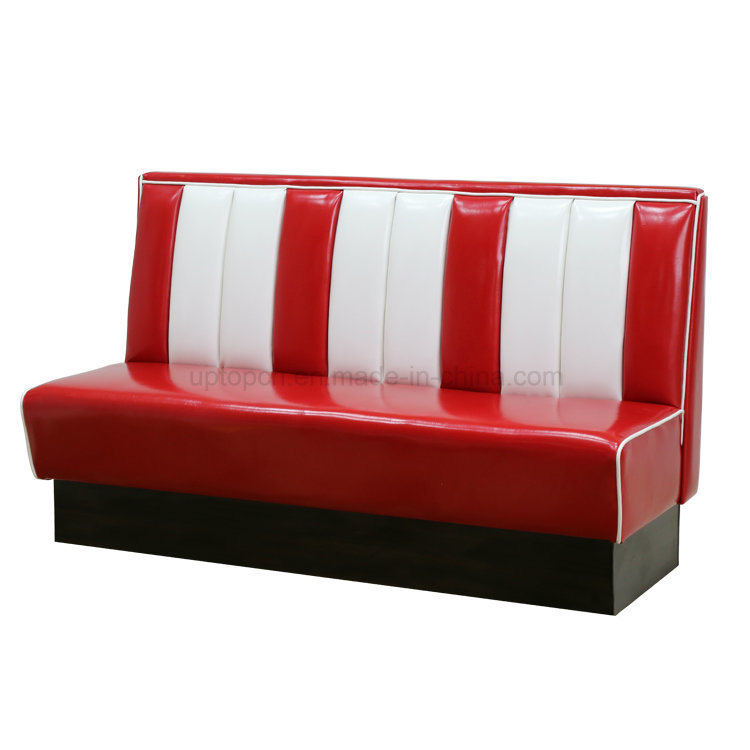 Retro Modern Dining Sofa Booth