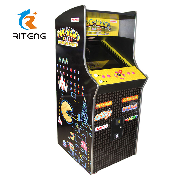 Wondrous Hot Item Old Arcade Cabinet Galaga Arcade Game Machine For Sale Download Free Architecture Designs Crovemadebymaigaardcom