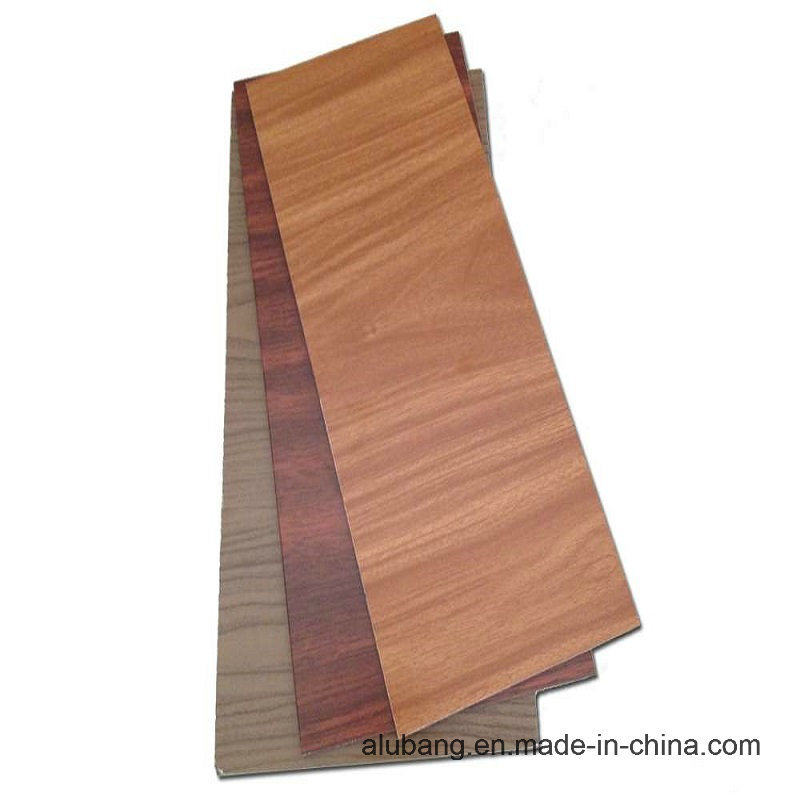 PVDF (fluorine-carbon) Aluminium Composite Panels (ALB-012) pictures & photos