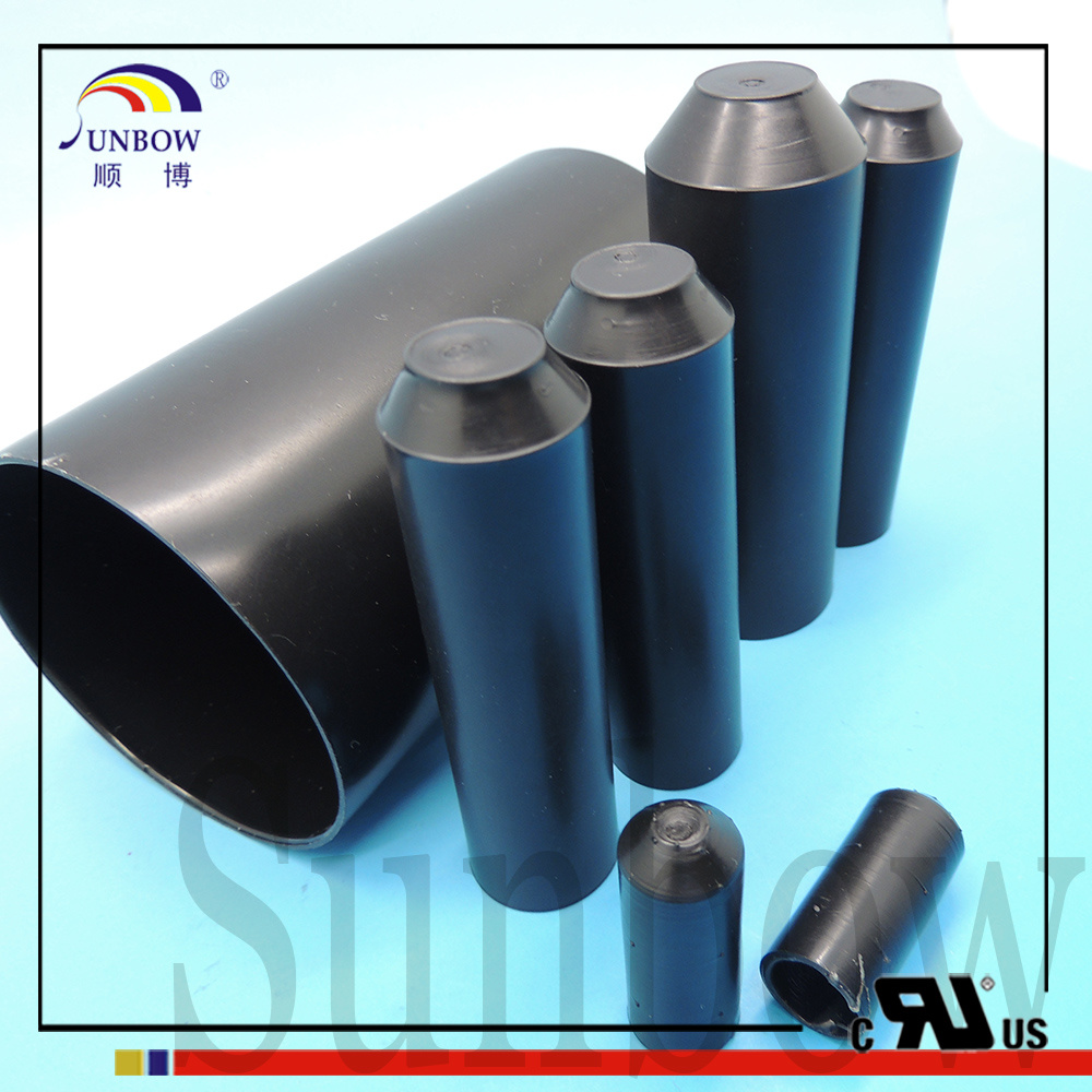 China 2: 1 Polyolefin Heat Shrink Electric Wire End Caps - China ...