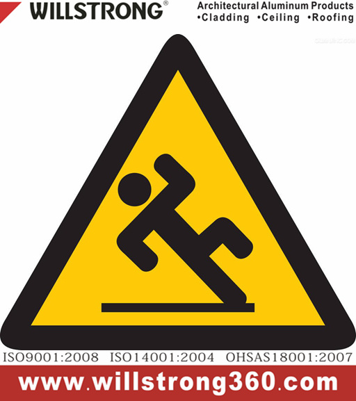 Traffic Signs Aluminum Composite Material Safety Signs pictures & photos