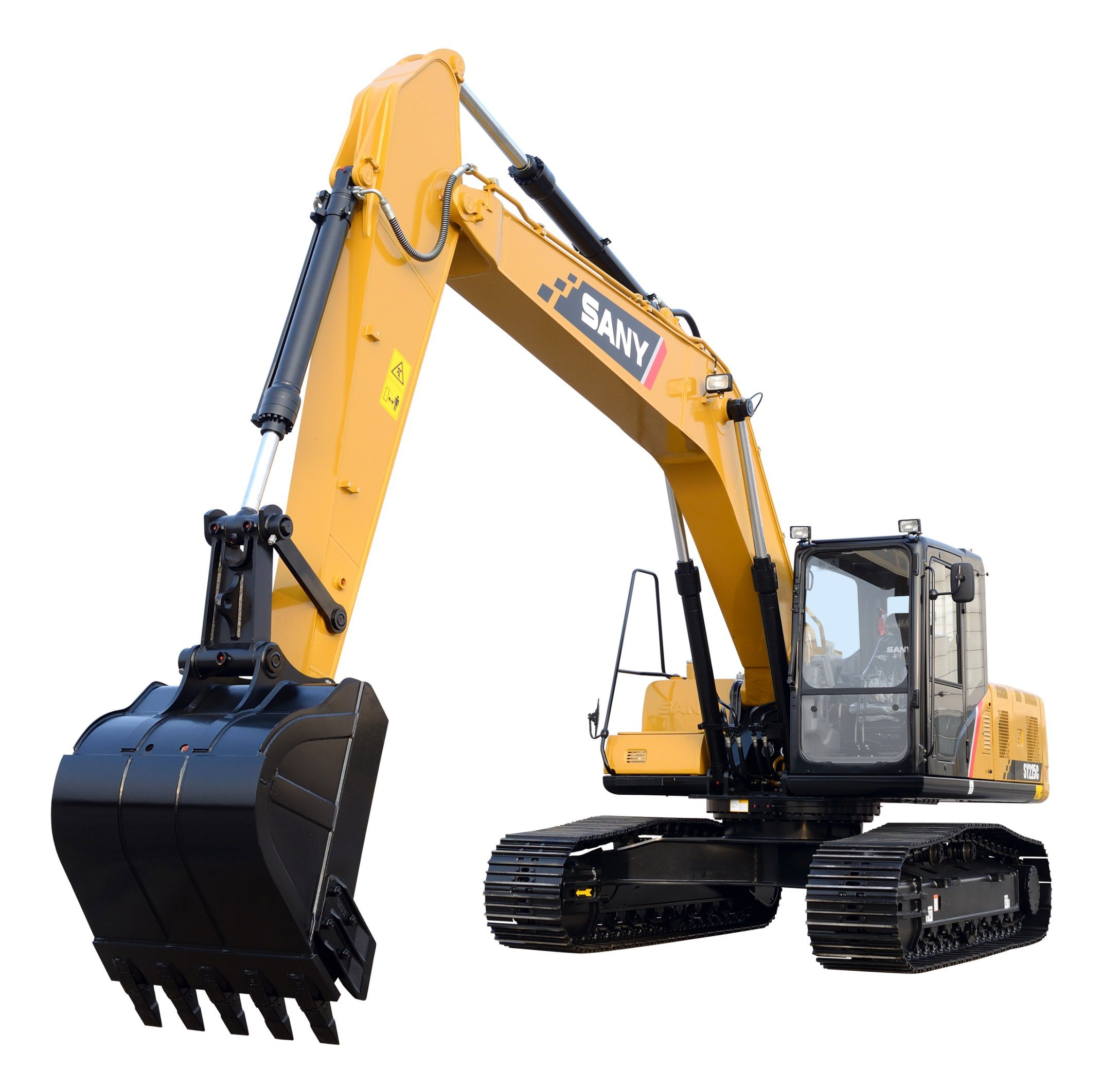 Sany Sy195c 20ton Digger Machine Excavator Specification