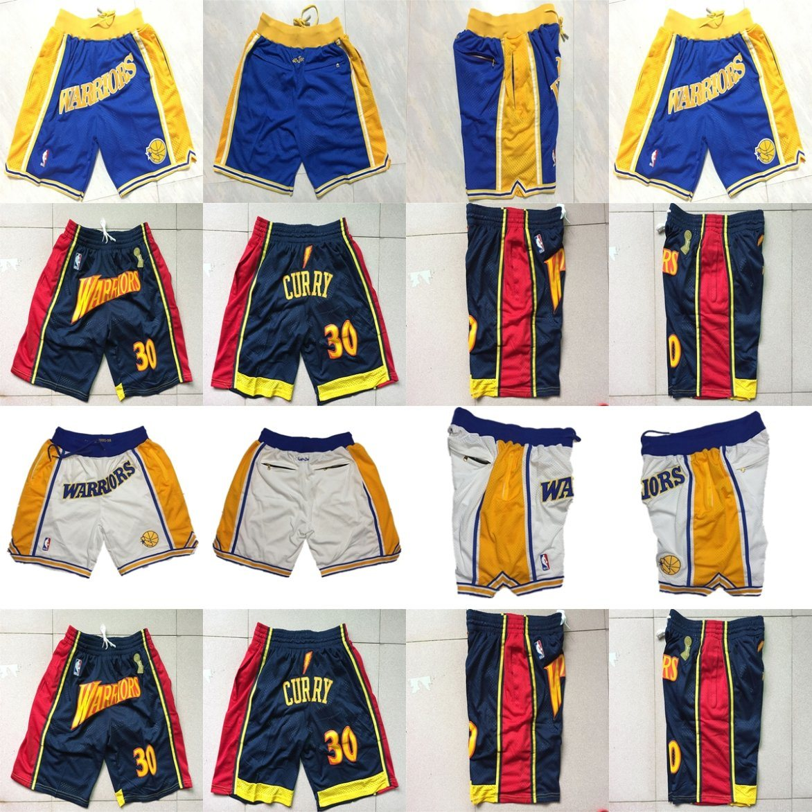 separation shoes a8705 ba4ef China Wholesale Golden State Warriors Pocket Version N-B-a ...