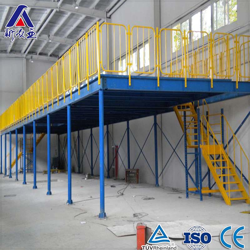 China Warehouse Storage Heavy Duty Mezzanine Floor Kits - China Mezzanine Floor Kits, Steel ...