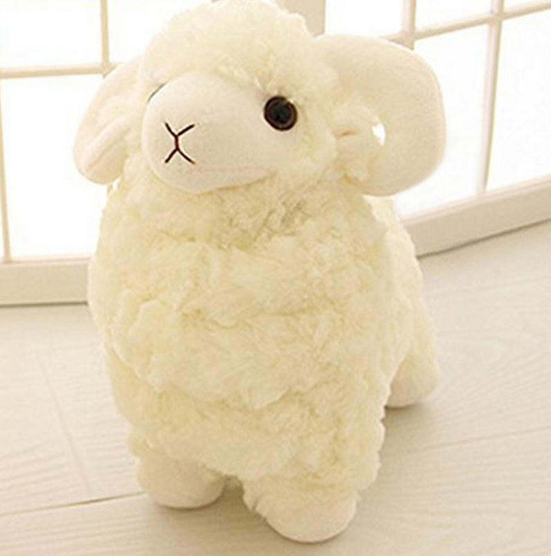 Lovely Plush Stuffed Goat Sheep Toy pictures & photos
