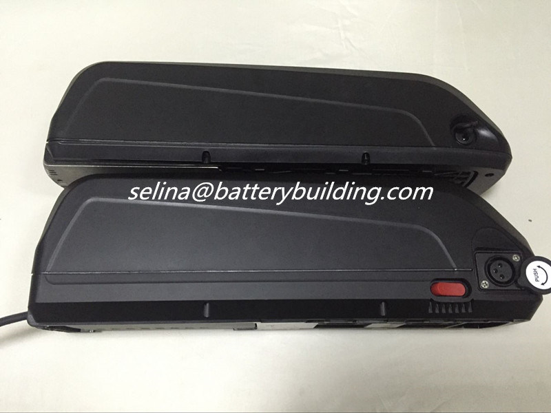 13s5p 48V Hailong Lithium Battery New Hl03 Downtube Battery Pack with Switch and USB Port pictures & photos