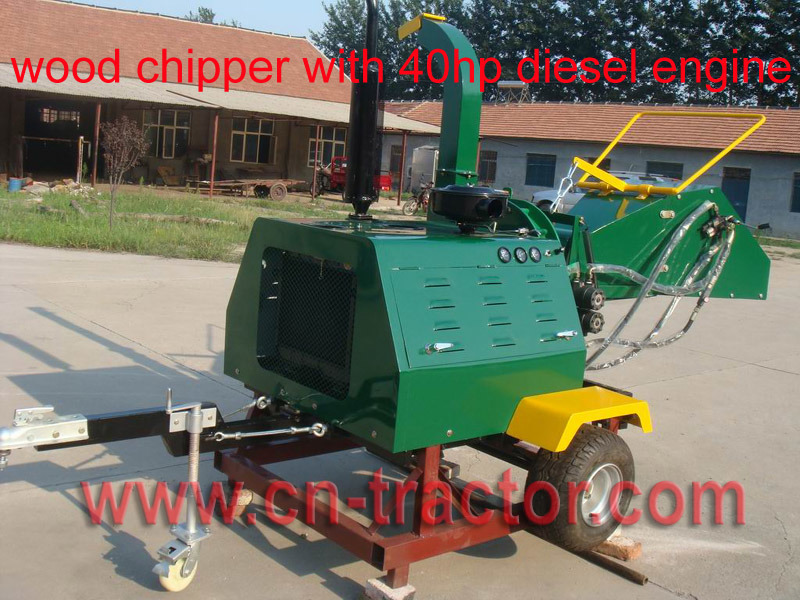 Wood Chipper (CE/GS/TUV approved) (WC-8 BX62R) pictures & photos