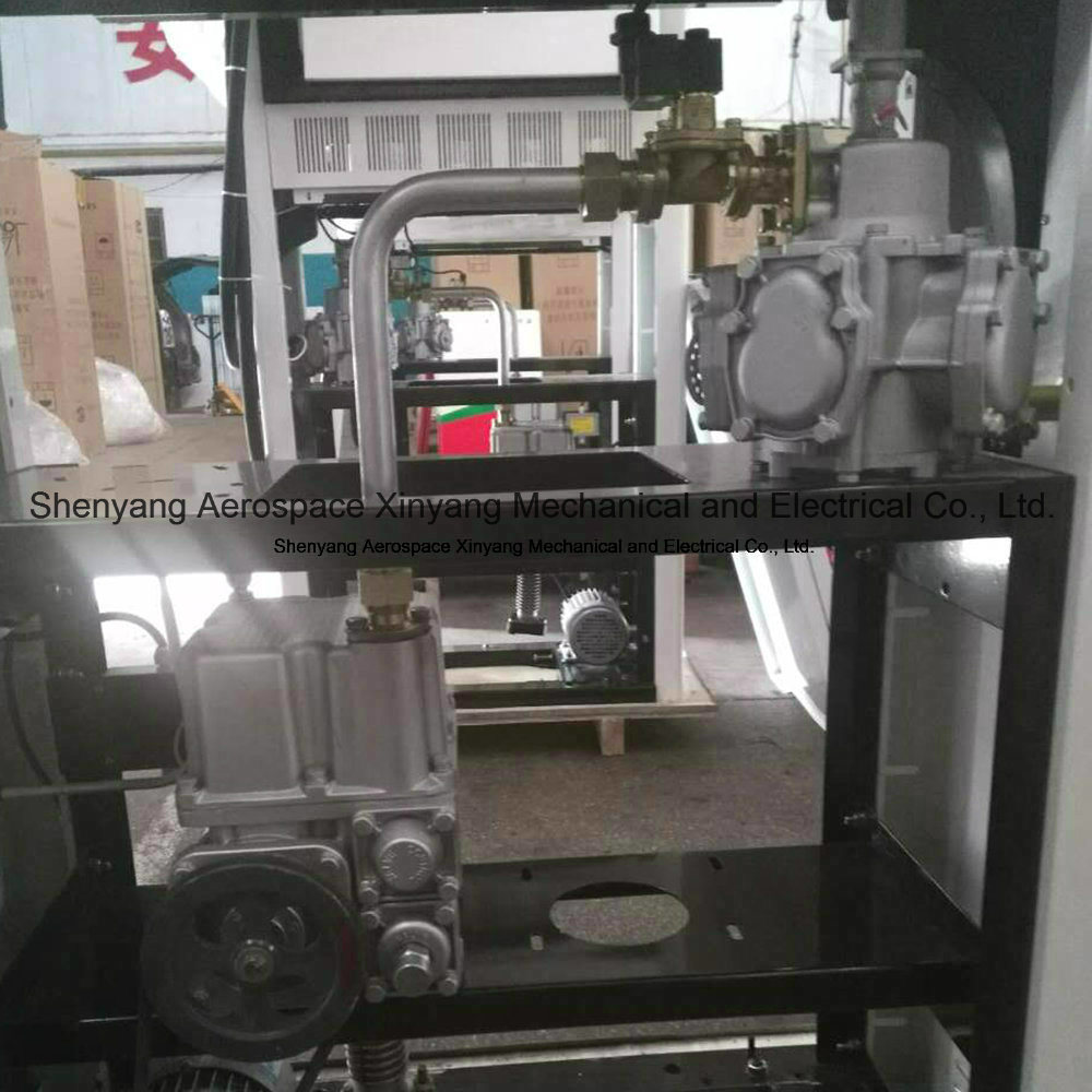 Fuel Dispenser of 2 Display-1 Nozzle- 1pump pictures & photos