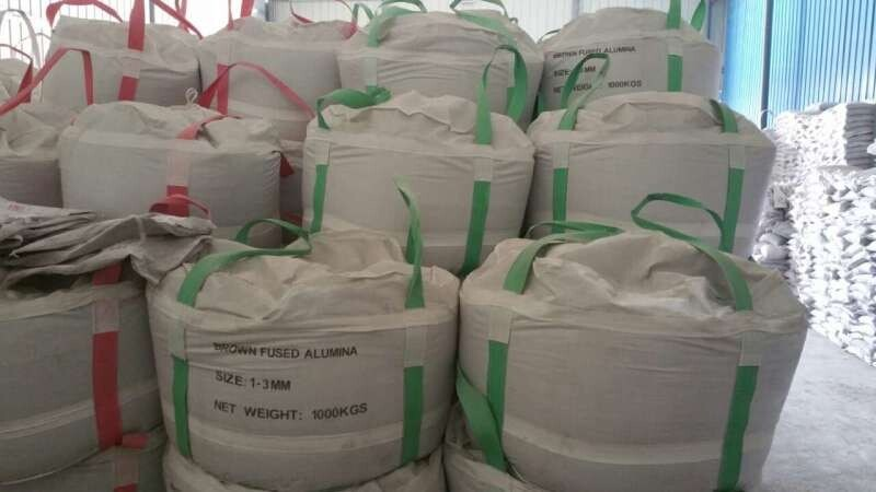 Refractory Grade - Brown Fused Alumina