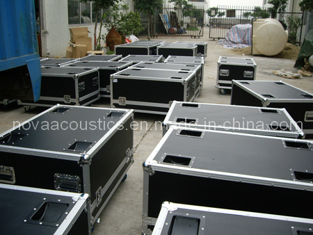 Combo Rack Custom Flightcase for Profesional Lights