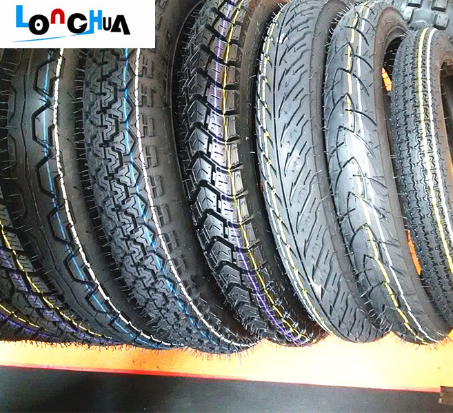 China Top Quality High Strength Cross Country Motorcycle Tire (3.25-18) pictures & photos