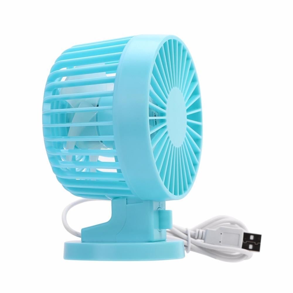 New Super Mute Mini Portable Usb Fan Desk Cooling Laptop Notebook Pc Fan Cooler Home Appliances