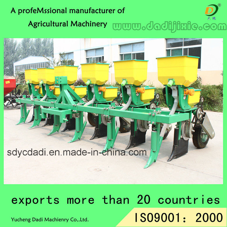 Best Price Barbed Wire Machine 4 Row Corn Planter Sale Tube8